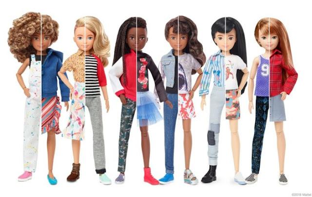 Cuidado com suas crianças: Doutrinando a mudança de gênero