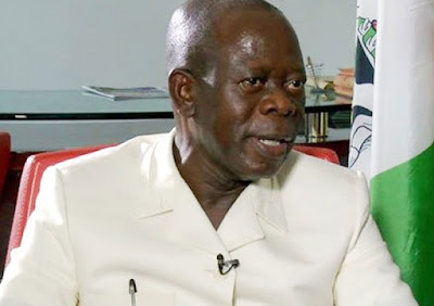 Oshiomhole Is Not Around To Tell Us What Happened – APC