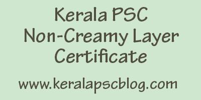 Non-Creamy Layer Certificate Format
