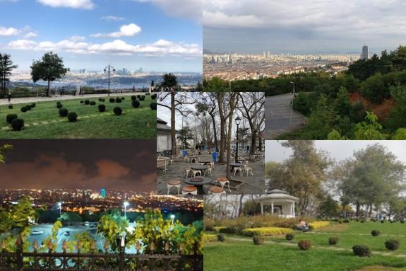 Camlica hill_Tempat wisata di Turki