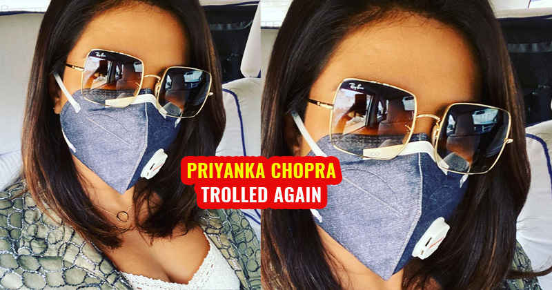 priyanka chopra trolled for delhi pollution post
