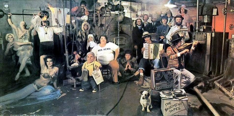 ESSAYS ON BOB DYLAN BY JIM LINDERMAN: The Basement Tapes