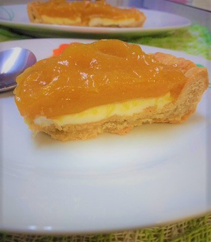 Mango Pie with Vegan Cream Cheese (paleo, gluten-free, dairy-free, refinedsugarfree, vegan, whole30).jpg