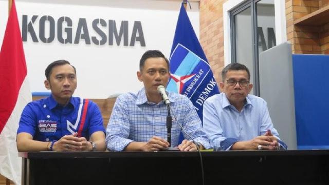 Pendiri PD Darmizal Sebut Ibas Lebih Disenangi di Internal Partai