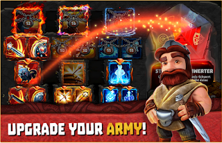 Download Game Tiny Armies Online Battles V2.1.0 MOD APK ( Unlimited Money )