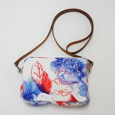Tas Women Small Bag Berbahan Kain Kanvas