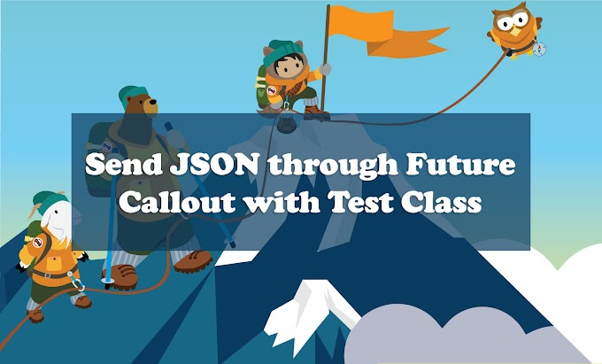 How to send JSON through Future Callout with Test Class