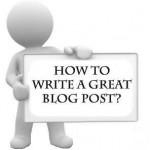 wri great blog post