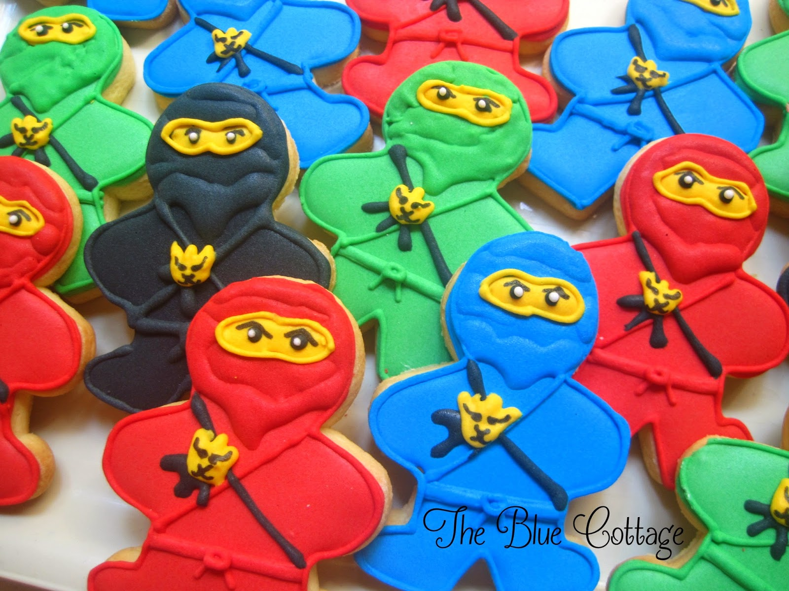 The Blue Cottage Sugar Cookie Order Part 6 Dora The