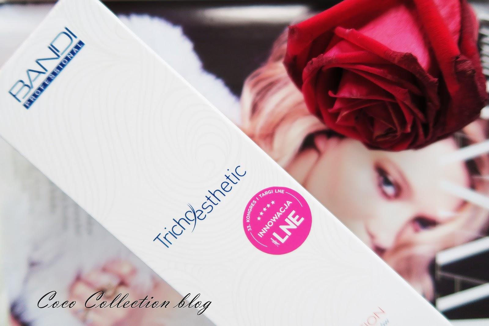 BANDI TRICHO-ESTHETIC TRICHO-LOTION - lotion stymulujący wzrost włosów