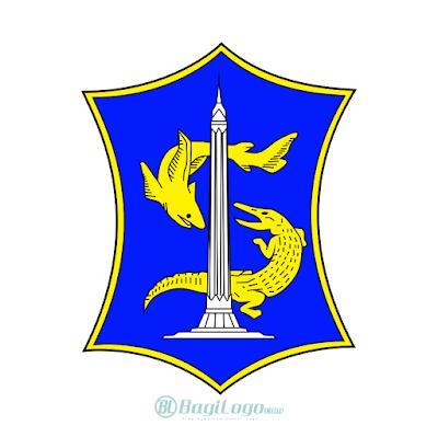 Kota Surabaya Logo Vector