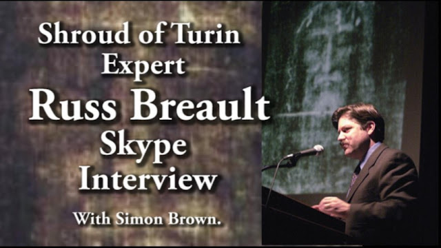 Shroud of Turin Expert Russ Breault CONFIRMS Jesus died and was indeed resurrected part 1.