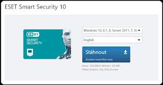Download ESET Smart Security 10 Kini Tersedia Dalam Bahasa Inggris