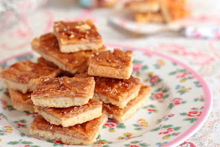 Receta: Crocante de almendras.www.soyunmix.com