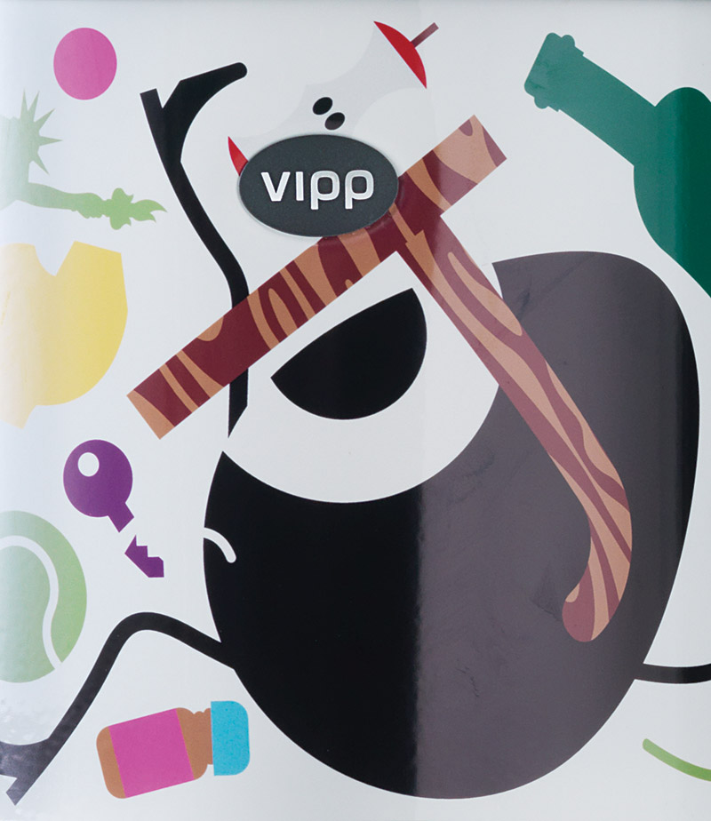 darcel vipp detail