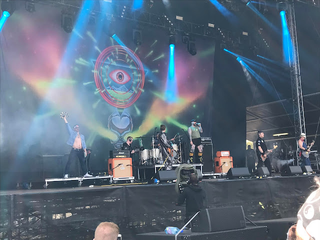 Turbonegro at Download UK 2018