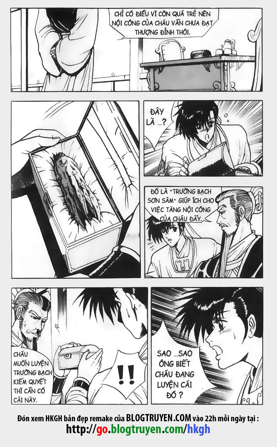 Hiệp Khách Giang Hồ chap 19 - Trang 5