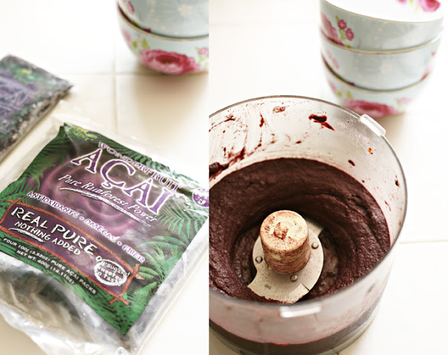 Sambazon acai smoothie packs