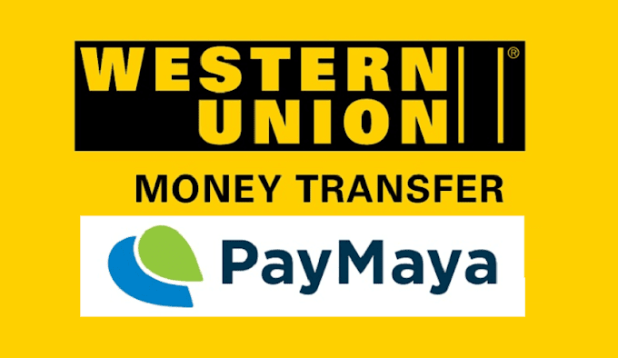 How To Receive Your Western Union® Remittances Using PayMaya