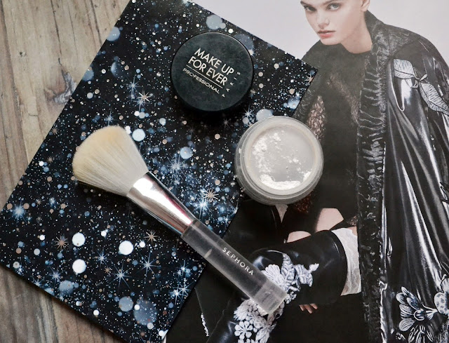 Makeup Forever poudre HD revue