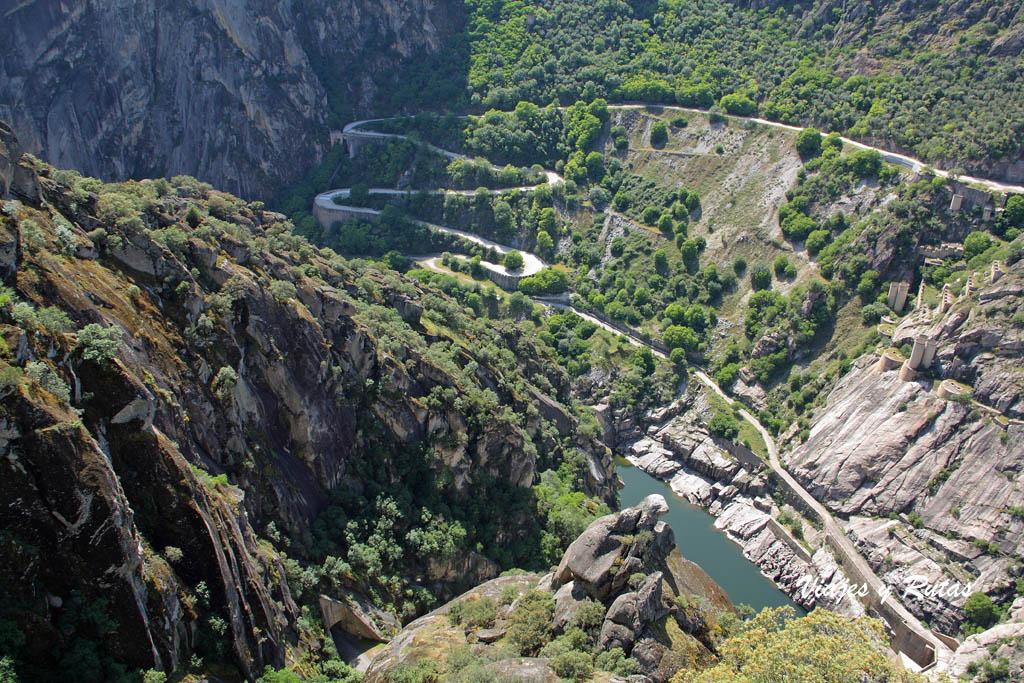Salto del Duero de Aldeadávila