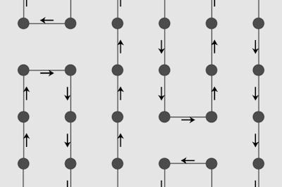 Created new cycle path.