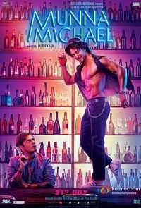 Munna Michael (2017) Download Hindi Movie DVDCam
