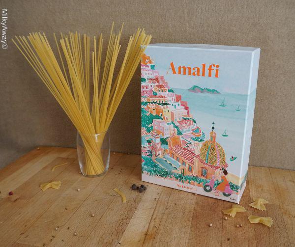 Amalfi la box d'avril par My Little Box