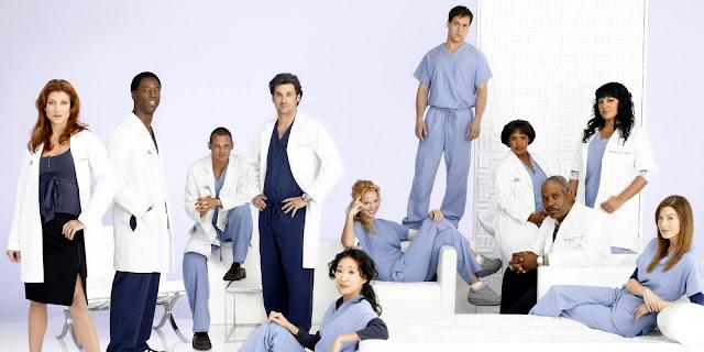 5 Razões que vão fazer você querer assistir Grey's Anatomy