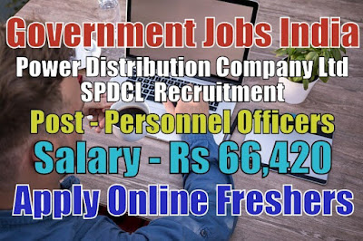 SPDCL Recruitment 2019
