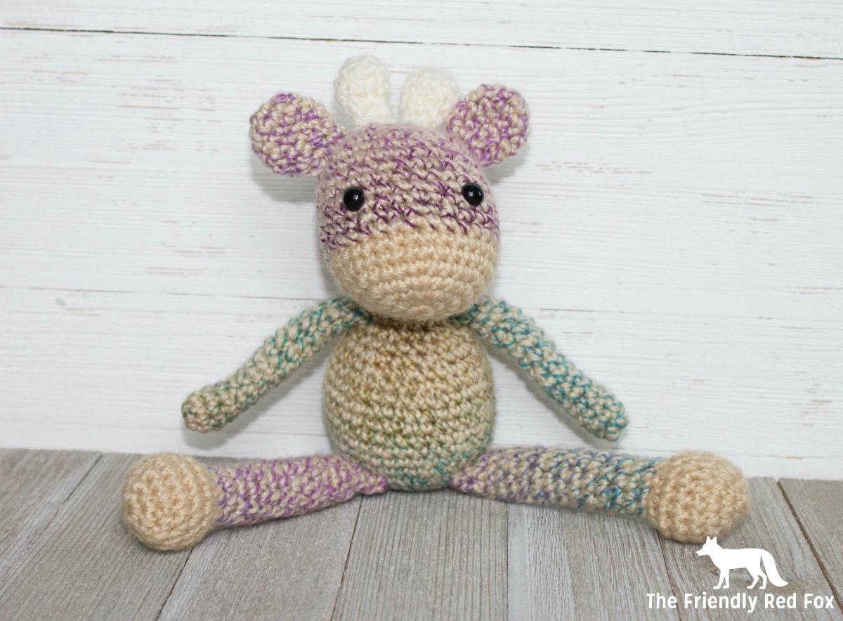 Beautiful Free Cow Crochet Pattern Vignette - Blanket Knitting ...