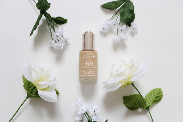 2nd skin, foundation, review