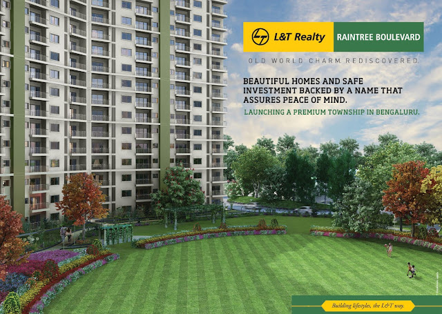 L&T Realty Hebbal