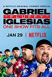 "Watch Gabriel ""Fluffy"" Iglesias: One Show Fits All Online Free 2019 Putlocker"