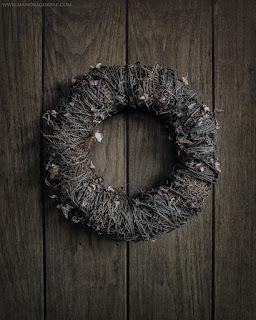 Handmade Mabon Wreath, Autumn Wreath, Mabon Blessings, Autumn Equinox