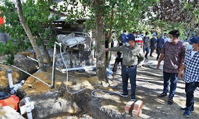 Sekdaprov Kepri Resmikan Proyek Sanitasi dan Air Bersih di Bintan