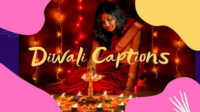 Diwali Captions For Instagaram