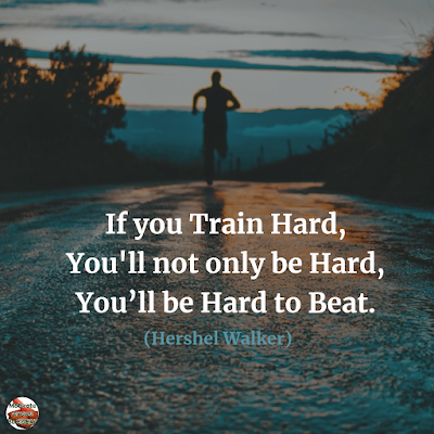 Train Hard Quotes About Life Lessons