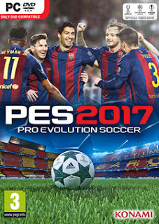 Download Pro Evolution Soccer 2017 FULL UNLOCKED