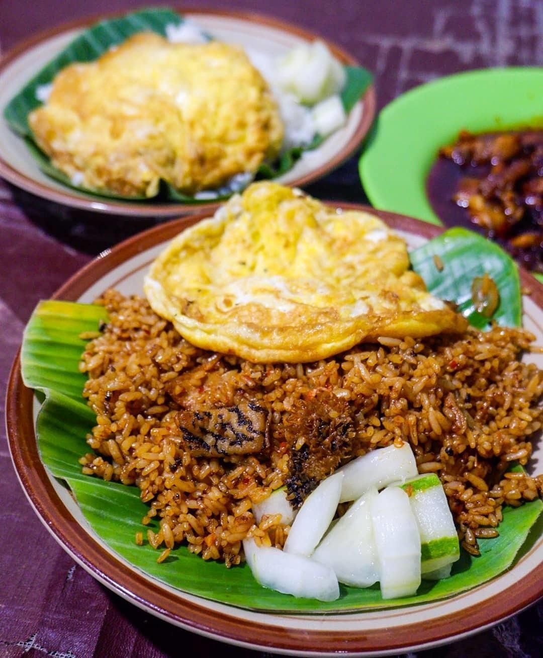 Wisata Kuliner Nasi Goreng Babat Semarang
