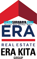 Info Lowongan Kerja di Era Real Estate Era Kita Group Surabaya Oktober 2020