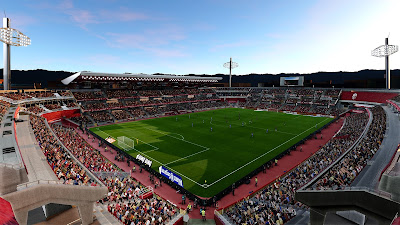 PES 2021 Stadium Nuevo Estadio de Los Cármenes
