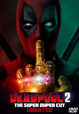 Deadpool 2 2018 DVD9 NTSC Latino