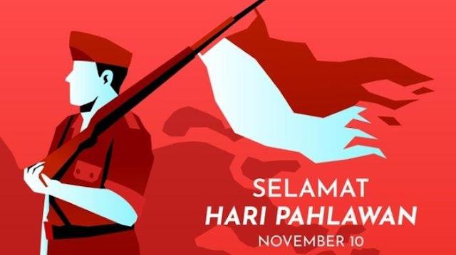 ucapan selamat hari pahlawan nasional