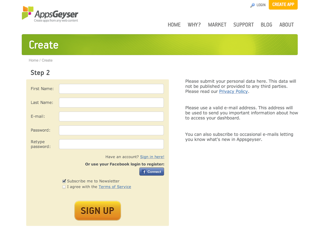 How to Make an Android App with AppsGeyser | TechFabia - A
