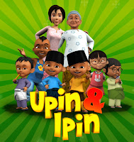 Video Upin dan Ipin