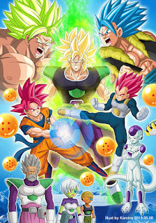 Descargar Dragon Ball Super Broly Mega y Mediafire