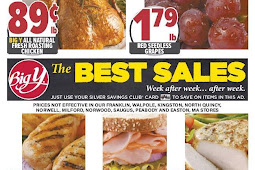Big Y Flyer April 19 - 25, 2018