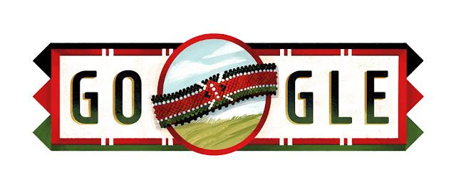 Kenya Independence Day 2016: Google Doodle