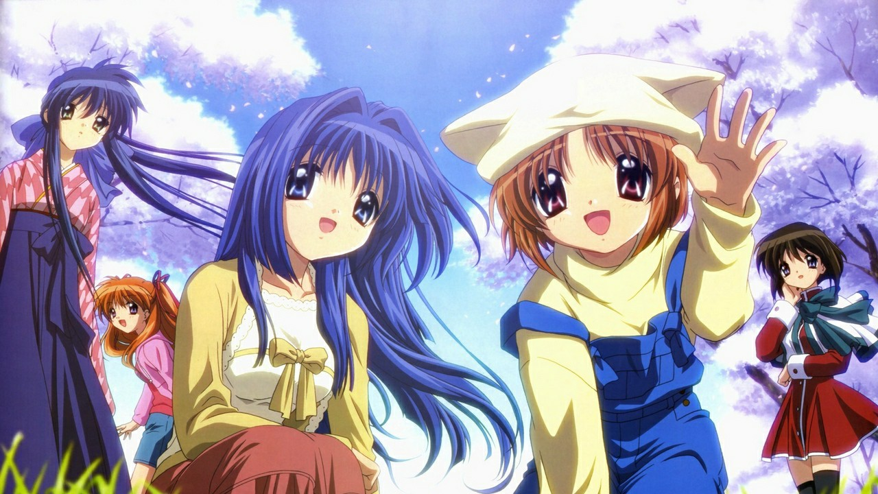 Kanon Theme Song [ Opening & Ending ]